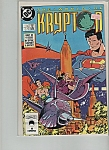 The world of Krypton comic -  Dec. 1987