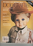 Click to view larger image of Doll Crafter magazine - March 1996 (Image1)
