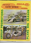 International Show car association  magazine -  1975