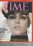 Time  sTyle & design magazine -  Fall 2007