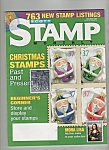 Click here to enlarge image and see more about item M6154: Scott Stamp Monthly - December  2004