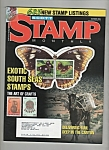 Scott's Stamp Monthly magazine -October 2005