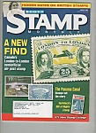 Click here to enlarge image and see more about item M6174: Scott Stamp  monthly magazine -  August 2006