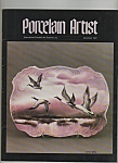 Porcelain artist - December 1981