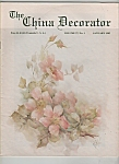 The China Decorator - January 1982