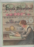 The China Decorator - January 1986