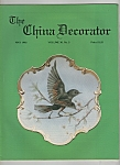 The China decorator - May 1985