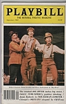 Click here to enlarge image and see more about item M6368: Playbill magazine -  September 1985