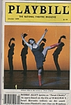 Playbill magazine - October 1986 -DEBBIE ALLEN