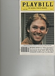Playbill - April 1986  RICHARD THOMAS