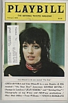Playbill magazine- LIZA MINELLI  -  February 1984