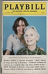Click here to enlarge image and see more about item M6417: Playbill mag. - JESSICA TANDY - AMANDA PLUMMER  - Nov.