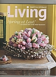 Martha Stewart Living magazine- April 2008