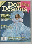 Click here to enlarge image and see more about item M6529: Doll designs - March 1992