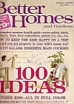 Better Homes and Gardens magazine - July 1964