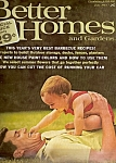 Better Homes and Gardens  Magazine- June 1964