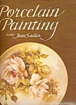 Click here to enlarge image and see more about item M6602: Porcelain Painting with Jean Sadler -Vintage 1960s