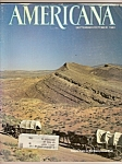 Americana magazine -  Sept./,.October 1980