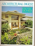 Architectural Digest magazine - August  2001