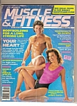 Click here to enlarge image and see more about item M6748: Muscle & Fitness magazine -  October 1985
