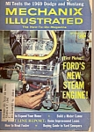Click here to enlarge image and see more about item M6786: Mechanix Illustrated  - September 1968