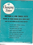 Click here to enlarge image and see more about item M6793: Changing Times - September 1958