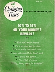 Click here to enlarge image and see more about item M6795: Changing times magazine - May 1958