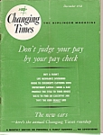 Click here to enlarge image and see more about item M6796: Changing times -  December 1958
