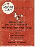 Click here to enlarge image and see more about item M6797: Changing times -  October 1958