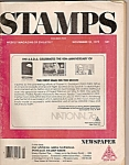 Click here to enlarge image and see more about item M6799: Stamps magazine -  December 10 1979