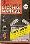 Click here to enlarge image and see more about item M6800: The Radio Amnateur's License Manual  - Nov. 30, 1972