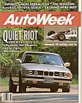 Click here to enlarge image and see more about item M6806: Auto week magazine -  May 28, 1990