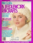 Click here to enlarge image and see more about item M6907: McCaLL'S Needlework and crafts -  October 1988