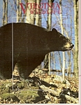 Click here to enlarge image and see more about item M6946: Virginia Wildlife  - October 1997