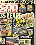 Click here to enlarge image and see more about item M7007: Car Craft magaqzine -  May 1988