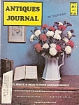 Click here to enlarge image and see more about item M7053: Antiques Journal -July 1977