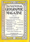 Click here to enlarge image and see more about item M7071: National Geographic - June 1952