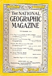 Click here to enlarge image and see more about item M7073: National Geographic -  November 1952