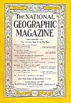 Click here to enlarge image and see more about item M7078:  National Geographic magazine-   September 1952