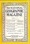 Click here to enlarge image and see more about item M7082: National Geographic magazine - January 1950