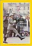 National  Geographic magazine- jANUARY  1982
