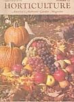 Horticulture magazine - November 1962