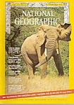 National Geographic magazine -Feb ruary 1969
