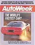 Click here to enlarge image and see more about item M7111: Auto Week magazine -  Sept. 5, 1988