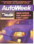 AutoWeek Magazine -  June 15, 1987