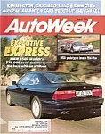 AutoWeek Magazine- June 11, 1990