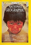 National Geographic magazine- October 1972