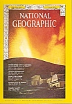 National geographic magazine -  July 1973