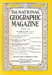 National Geographic magazine - March 1952