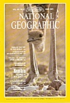 National Geographic magazine-  June 1982